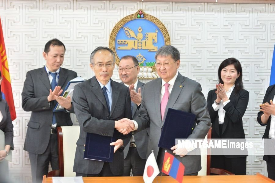 Japan to grant USD 1.8 mln non-refundable aid to Mongolia