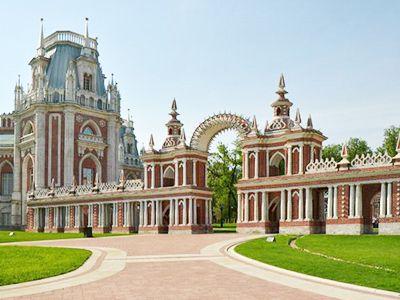 Царицыногийн музей