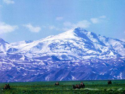 Бурхан буудай уул