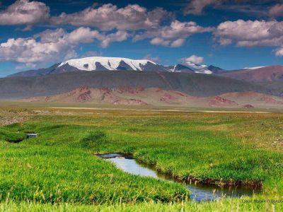 Цамбагарав уул