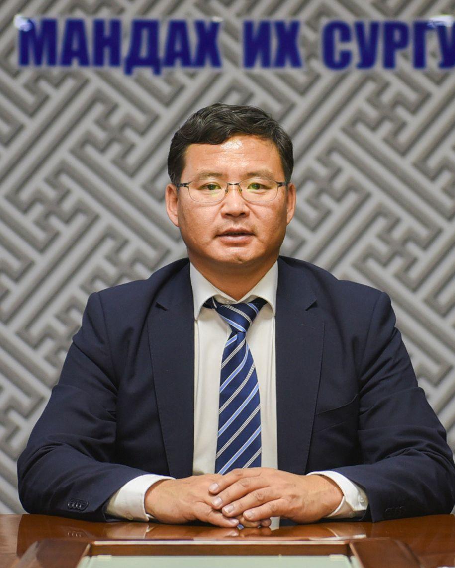 Ч. Чимидсүрэн