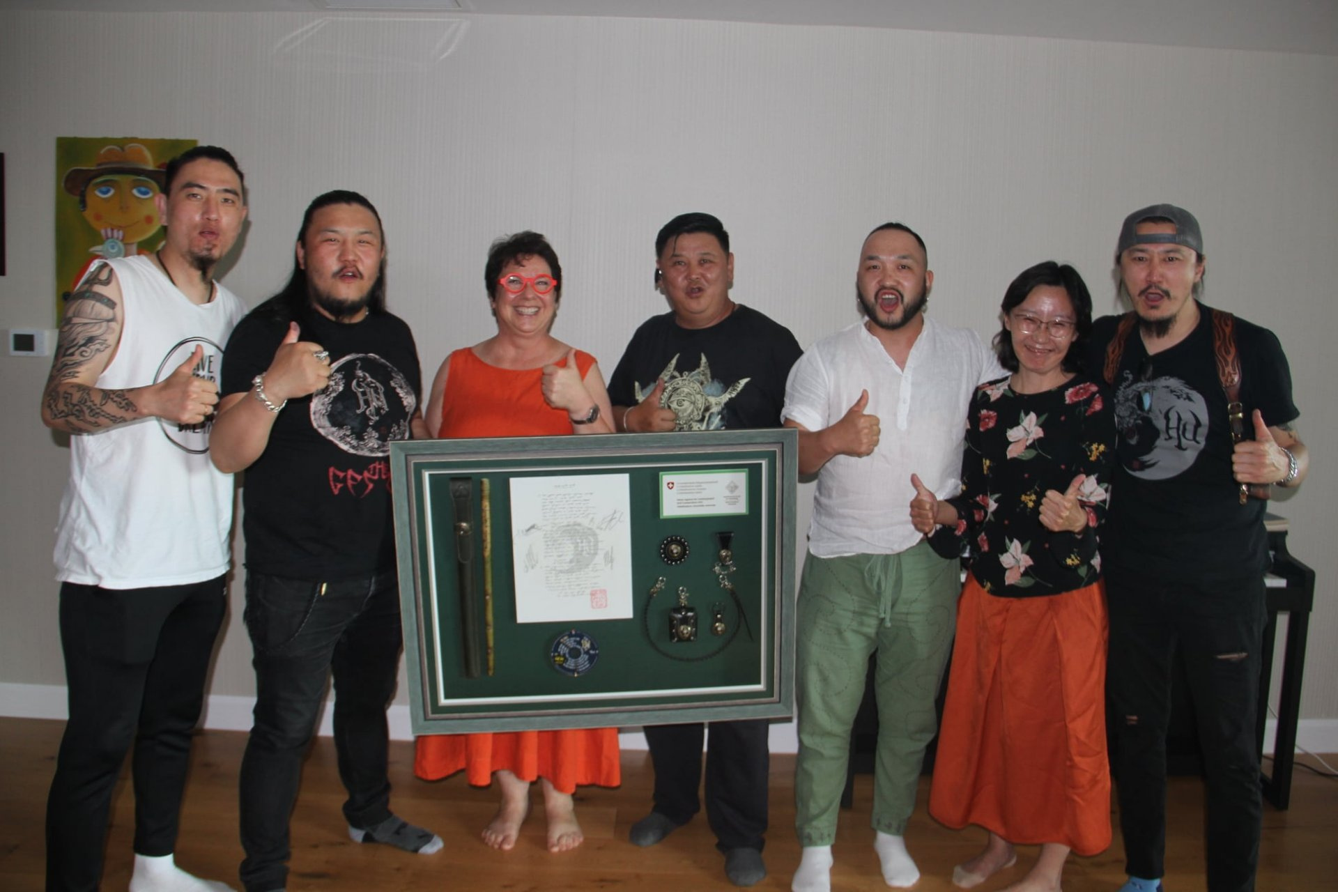 The Swiss Cooperation in Mongolia and the Mongolian National Federation of Pasture User Groups of Herders to cooperate with