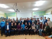 MOCCU and FRC jointly organized a regional training in Bayan-Ulgii aimag