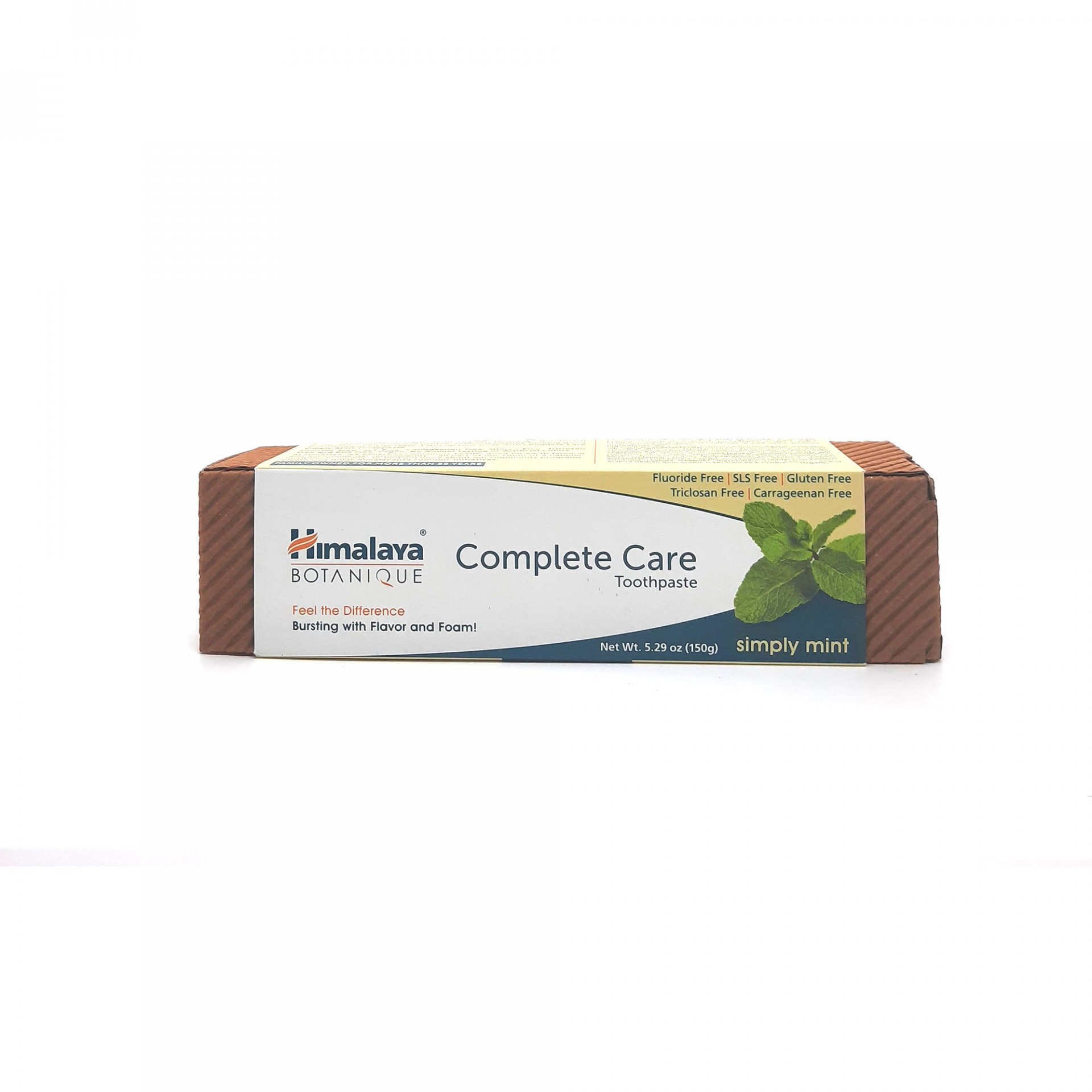 Botanique Complete care Toothpaste Simply Peppermint 15ml