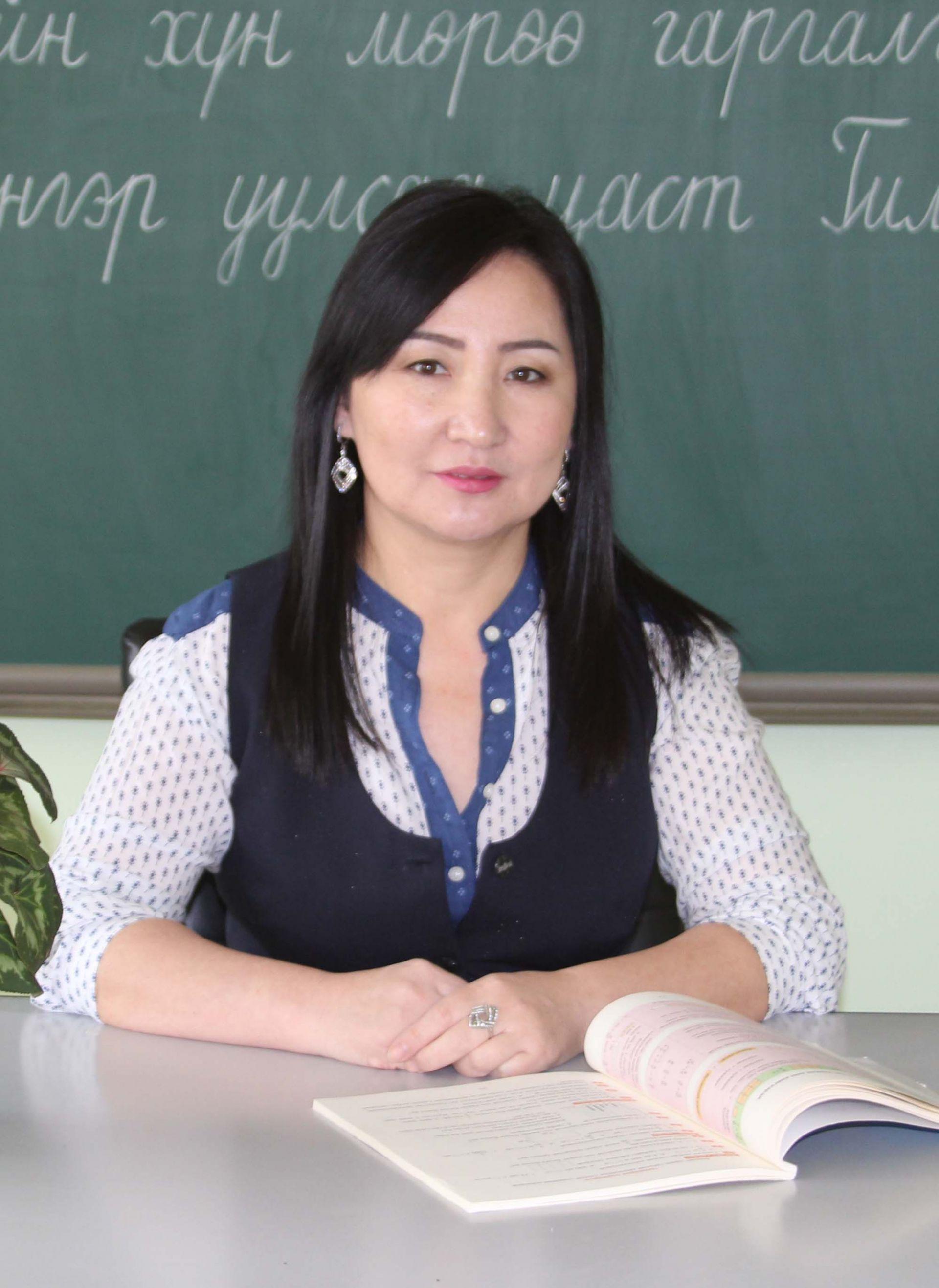 Ц. Уламбаяр