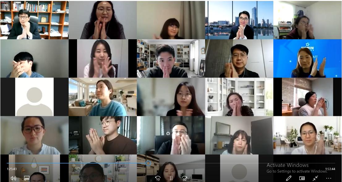 Монгол, Солонгосын HR-ууд харилцан туршлага хуваалцлаа