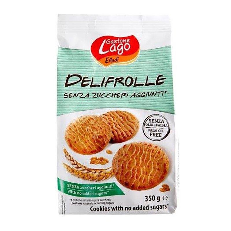 Жигнэмэг - сахаргүй 350гр Delifrolle no added sugars