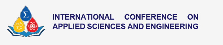 International Conference on Applied Sciences and Engineering A