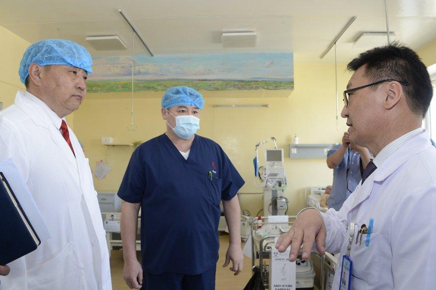 Х. Хусаян: Мэдрэлийн мэс заслын тасгийн эмч нар өндөр мэдлэгтэй ч ажлын ачаалал нь хэрээс хэтэрсэн