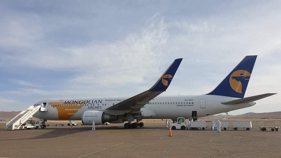Сөүл-Улаанбаатар чиглэлийн нислэгээр 139 иргэн ирлээ