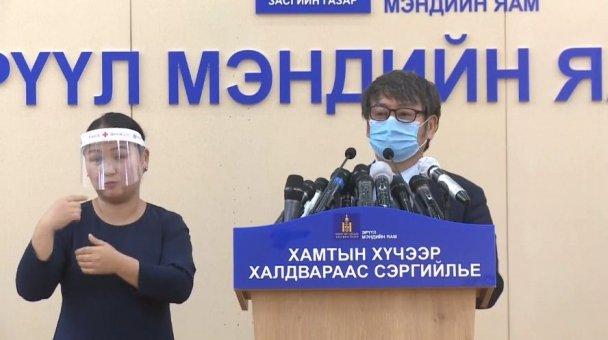 Д.НЯМХҮҮ: Алтанбулагийн боомтоор орж ирсэн 20 авто тээврийн жолоочооос дөрөвт нь халдвар илэрлээ