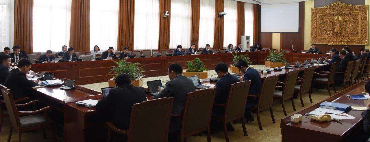ЭЗБХ: Монгол Улсын 2020 оны төсвийн тухай хуулийн төслийн хоёр дахь хэлэлцүүлгийг хийв