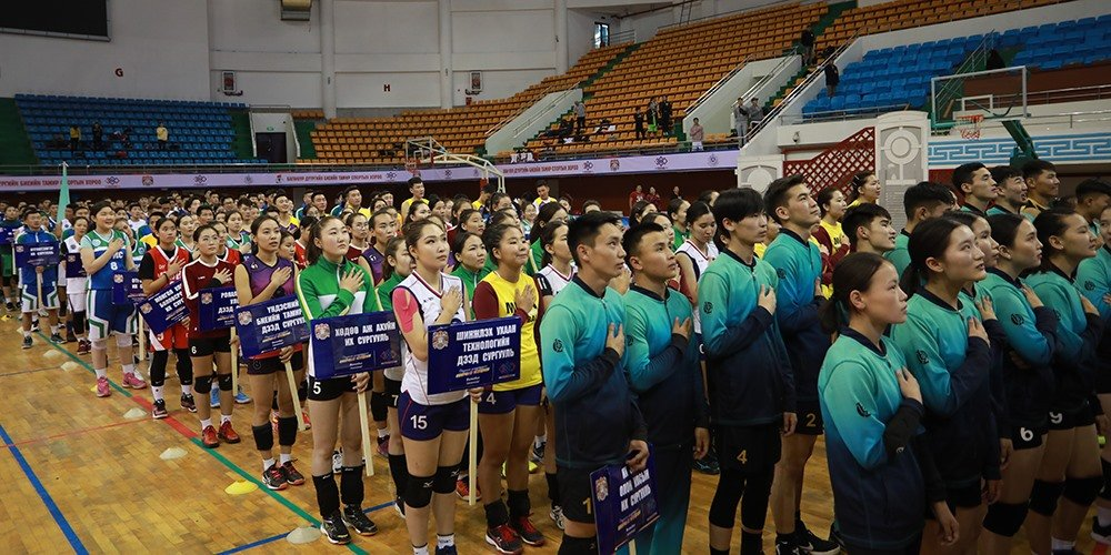 НИЙСЛЭЛ-380: Нийслэлийн Засаг даргын ивээл дор Оюутан, залуучуудын спортын наадмыг анх удаа зохион байгуулж байна