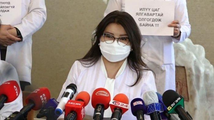 Коронавирусийн халдварын үед голомтод ажиллаж байгаа эмч нар Ерөнхий сайдад шаардлага хүргүүллээ