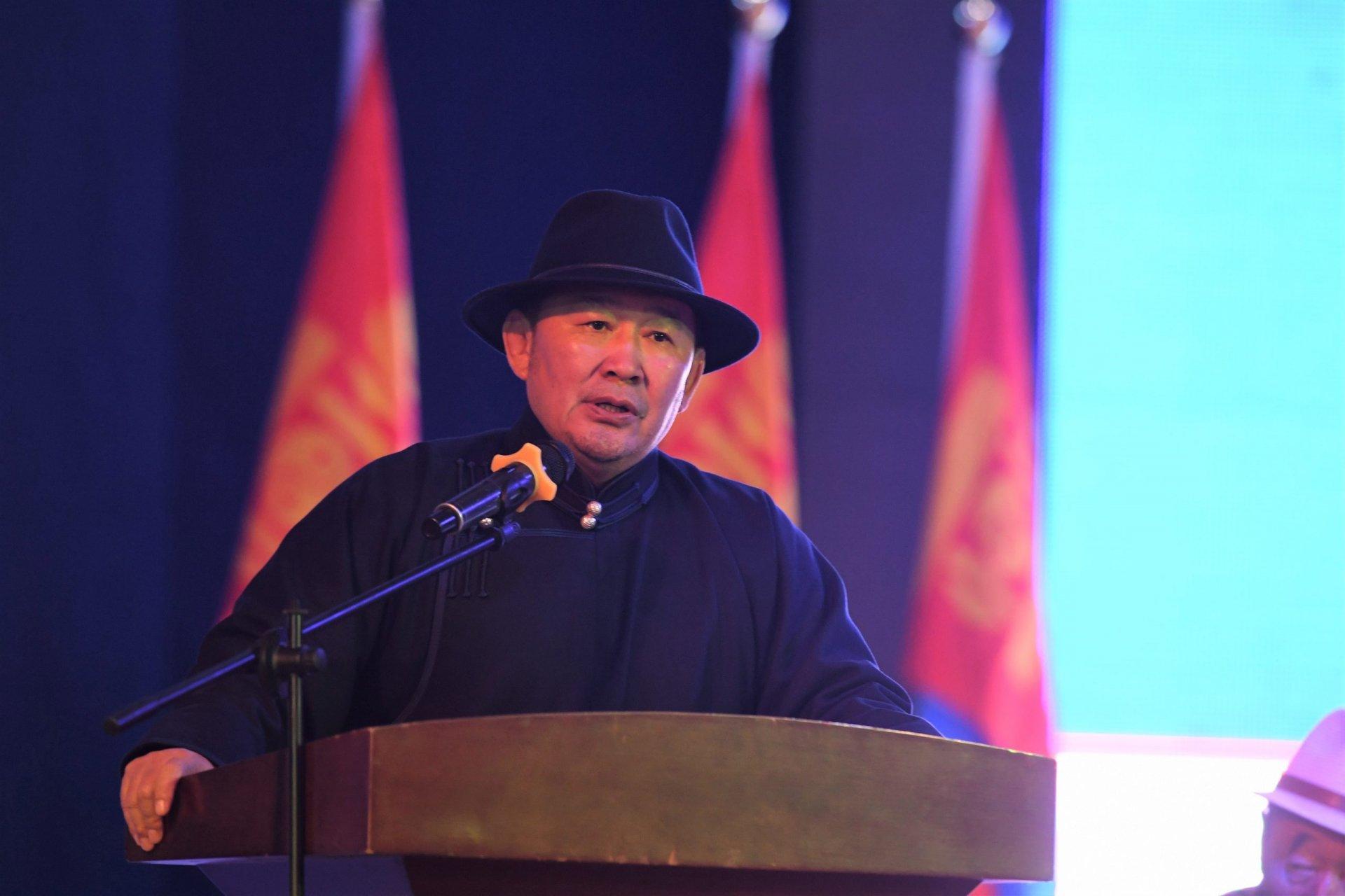 Ерөнхийлөгч Х.Баттулга НҮБ-ын 77 дугаар чуулганы нээлтэд мэндчилгээ дэвшүүллээ