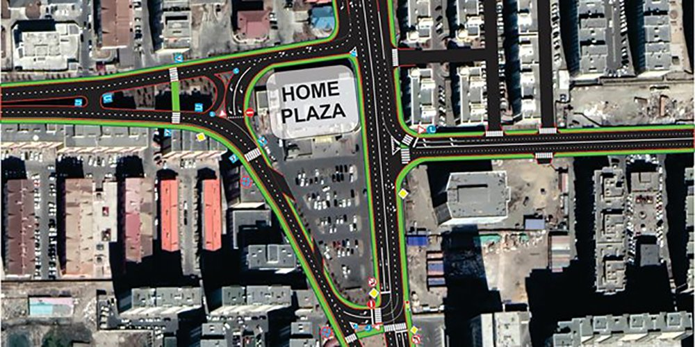 """""""Home plaza"""" орчмын хөдөлгөөний өөрчлөлт"""