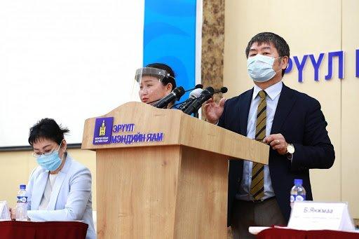 Д.Нямхүү: 147 хүнд шинжилгээ хийхэд халдвар илэрсэнгүй