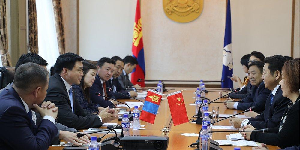 Монгол Улс, БНХАУ-ын гурав дахь удаагийн экспо ирэх сард болно