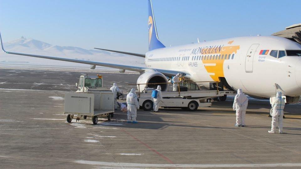 Сөүл-Улаанбаатар чиглэлийн тусгай үүргийн онгоцоор 146 иргэн эх орондоо ирнэ