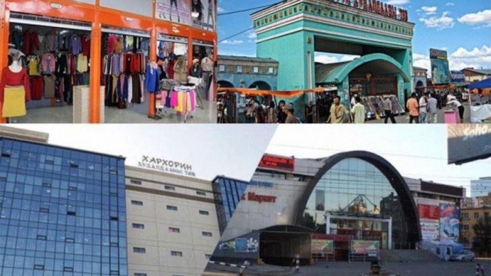 """""""Нарантуул"""", """"Хархорин"""", """"Сандэй"""", """"Бөмбөгөр"""" зэрэг худалдааны төвийг тавдугаар сарын 22-нд нээнэ"""