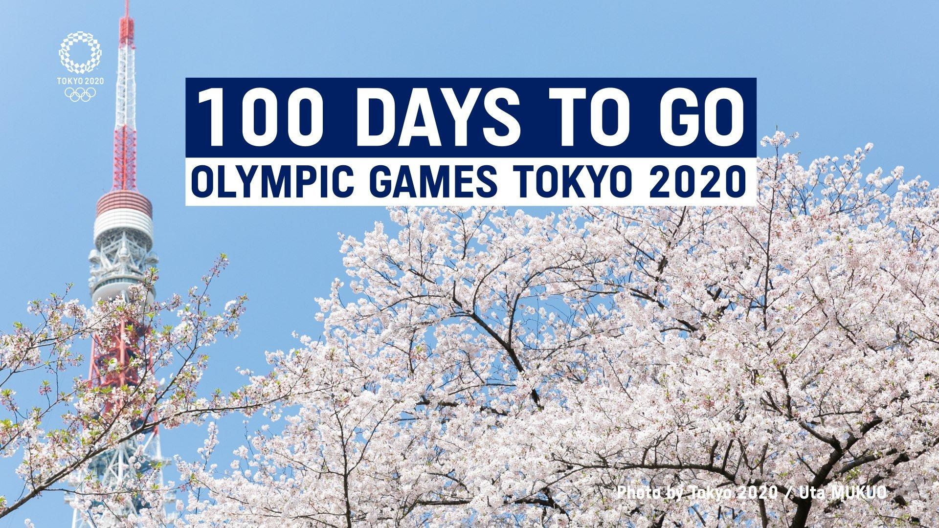 """""""Токио-2020"""" олимп эхлэхэд100 хоног үлдлээ"""