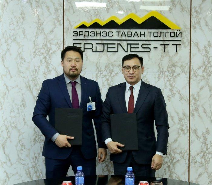 """""""Эрдэнэс-Тавантолгой"""" ХК Монголын хуульчдын холбоотой хамтран ажиллана"""