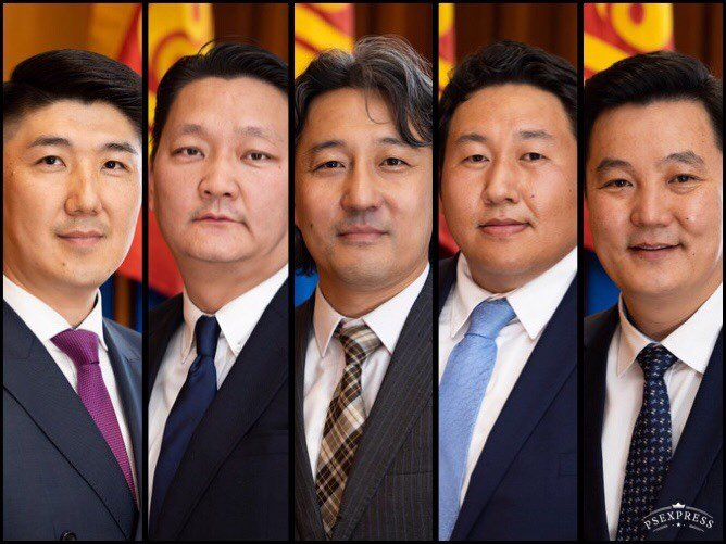 Монгол Улсын Ерөнхийлөгчид зөвлөж, хамтран ажиллах зөвлөхүүд томилогдлоо