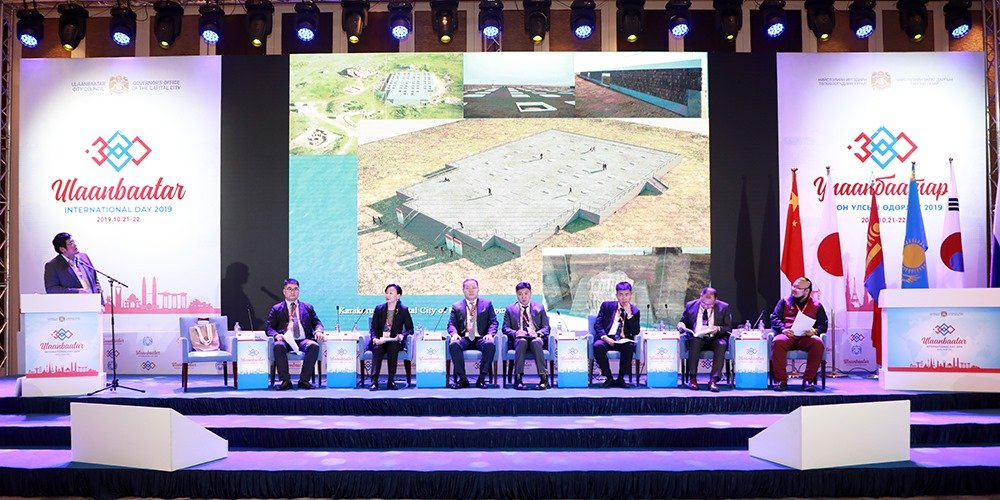 """НИЙСЛЭЛ-380: """"Улаанбаатар олон улсын өдөрлөг -2019"""" арга хэмжээг амжилттай зохион байгууллаа"""