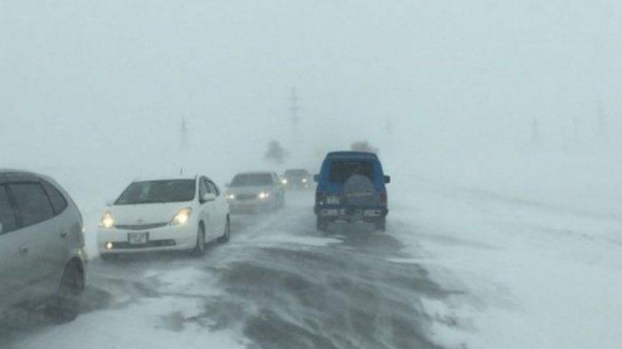 ОБЕГ: Өнөөдрөөс ихэнх нутгаар хүйтэрч, цас орж, цасан шуурга шуурна