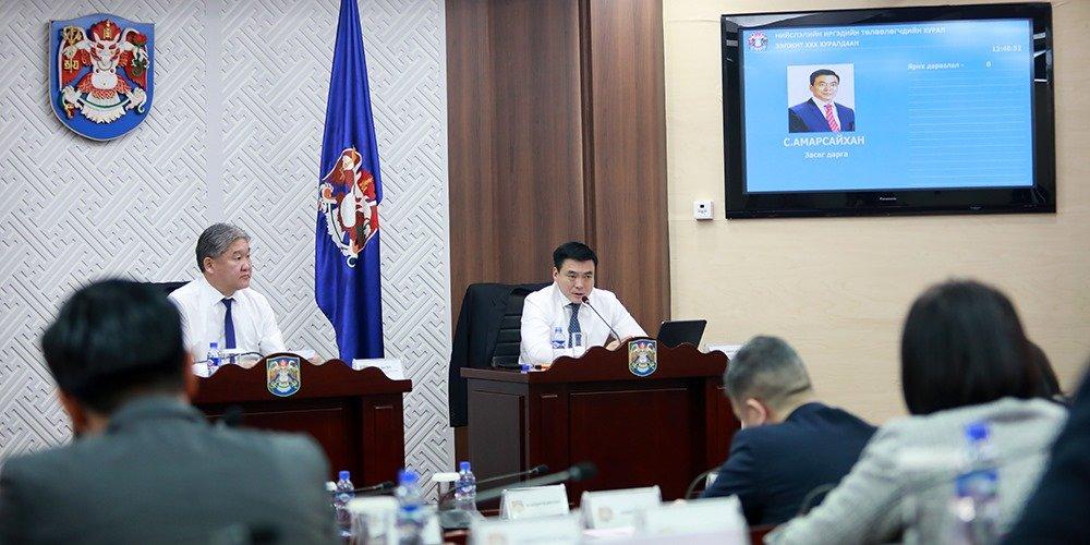 """""""Монгол наадам цогцолбор""""-ын газрын давхцлын асуудлыг шийдвэрлүүлэхээр УИХ-д өргөн барихаар болов"""