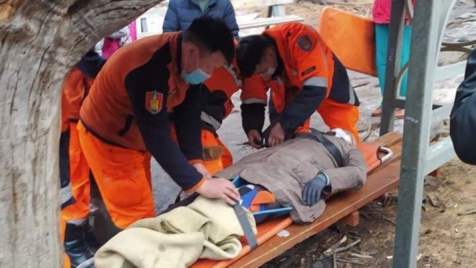 Аврах ажиллагааны 34 удаагийн дуудлагаар ажиллаж, 24 иргэний амь насыг авран хамгаалав