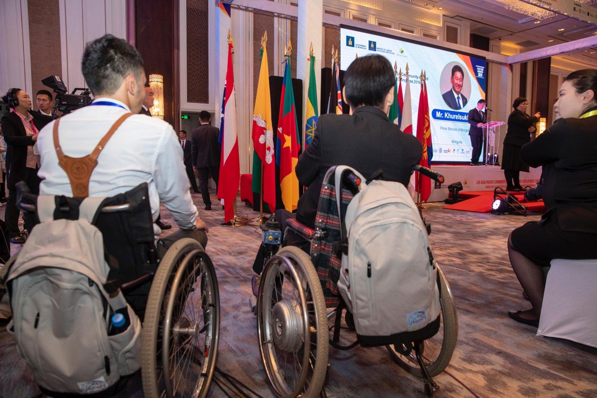 У.Хүрэлсүх: Монгол Улс ХБИ бүртээ анхаарал, халамж тавих ёстой