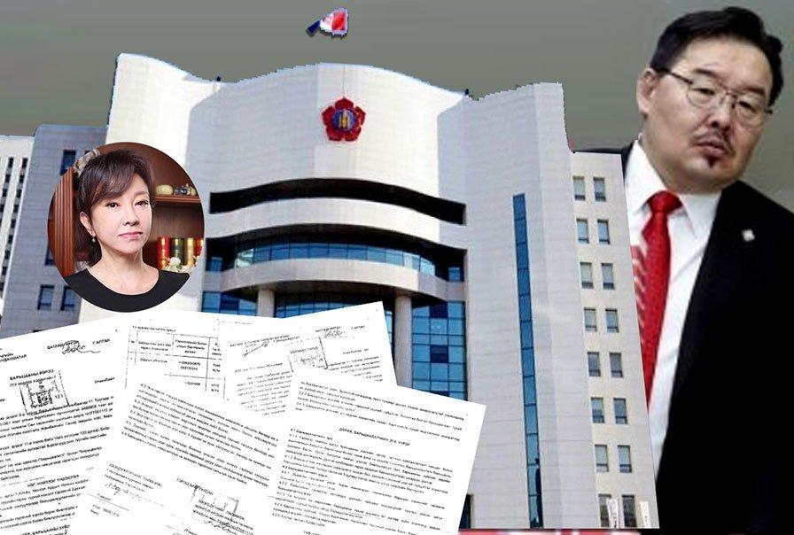 Г.Занданшатарын Г.Алтангаас авсан сая долларыг Ардын нам төлсөн үү?
