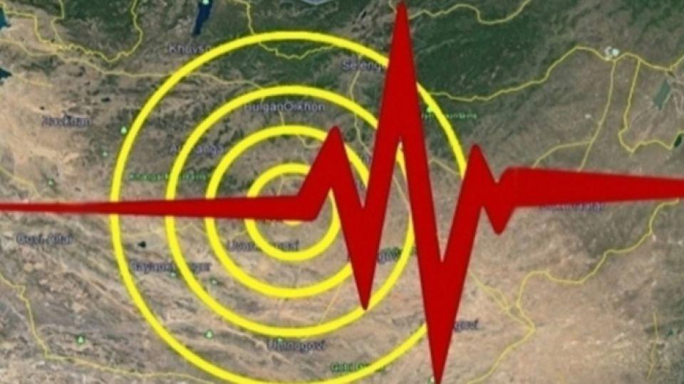 Хөвсгөл аймгийн Ханх суманд 6,3 магнитудын газар хөдлөлт боллоо