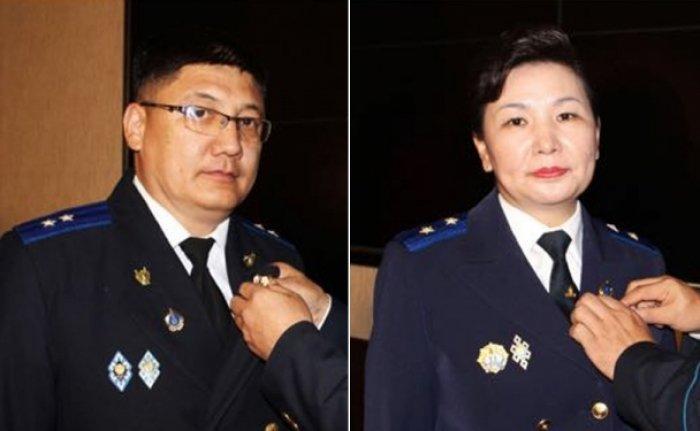 Ерөнхийлөгч ерөнхий прокурорын орлогчид М.Чинбат, С.Алиманцэцэг нарын нэрийг дэвшүүллээ