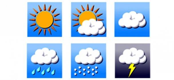 УЦУОШГ:  Цаг агаарын аюултай үзэгдлээс сэрэмжлүүлэх мэдээ