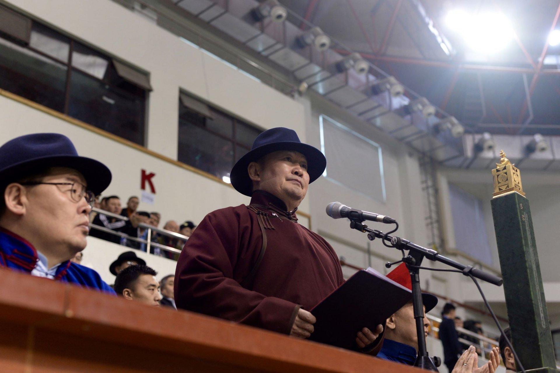 Ерөнхийлөгч Х.Баттулга: Эв түнжинтэй байхын чухлыг тунгаан ухамсарлахыг монгол хүн бүрд сануулан хэлье