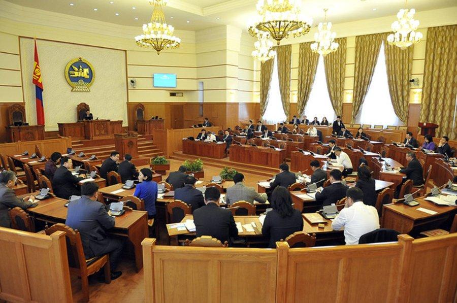 Монгол Улсын Ерөнхийлөгчийн Тамгын газрын дарга З.Энхболд албан бичиг ирүүллээ