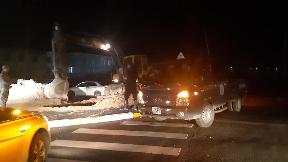 ОБЕГ: Автозамыг үргэлжлүүлэн хаах шийдвэрийг гаргалаа