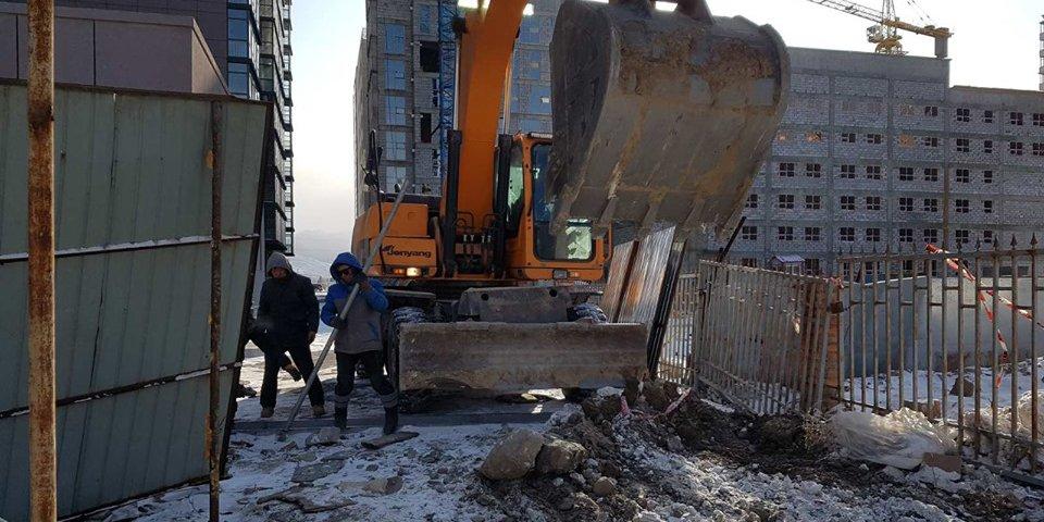 Хотын Захирагчийн үүрэг болгосны дагуу зарим хотхонуудын хаагдсан орц, гарцыг нээх ажлыг эхлүүллээ