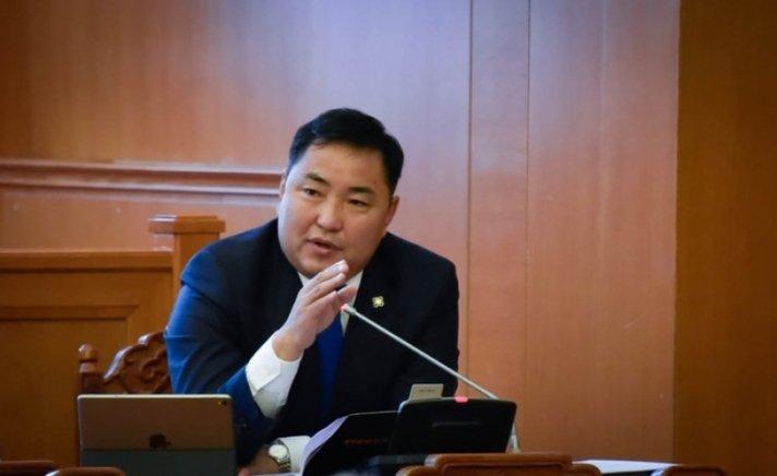 УИХ-ын Б.Пүрэвдорж Монголбанкны ерөнхийлөгчийг чөлөөлүүлэх санал гаргалаа