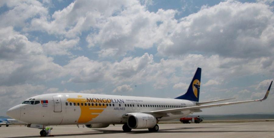 Франкфурт-Улаанбаатар чиглэлийн тусгай үүргийн онгоц Буянт-Ухаад газардана
